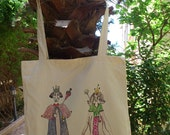 King-and-Queen  Tote Bag
