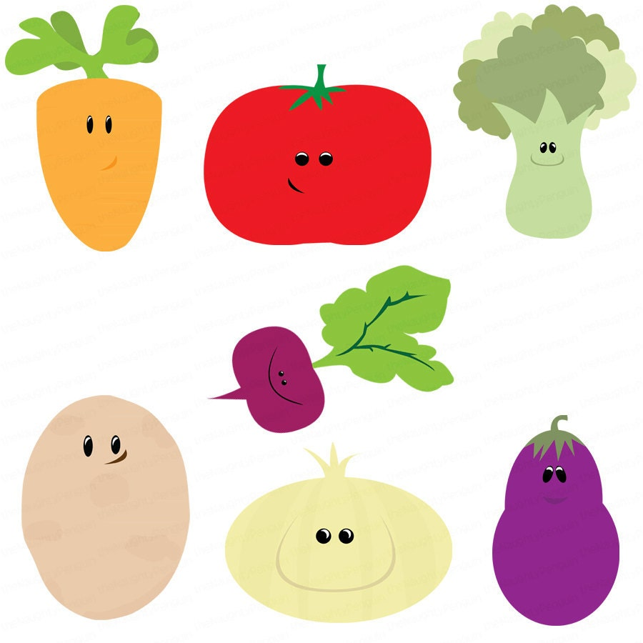 Cute Vegetables Pictures images