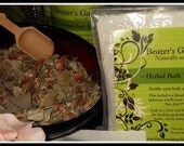 SALE- Bath Tea Bags/ Facial Steamers- 4pc- TAKE 15% OFF