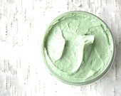 Matcha Whipped Soap - Green Tea - SoulSisterSoaps