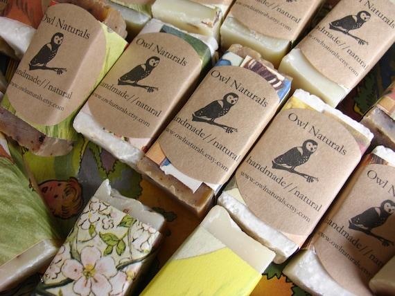 Мыло-сувениры, завернутый в старинные книги детских страниц в количестве 24-душа ребенка пользу, свадебные пользу, день рождения пользу