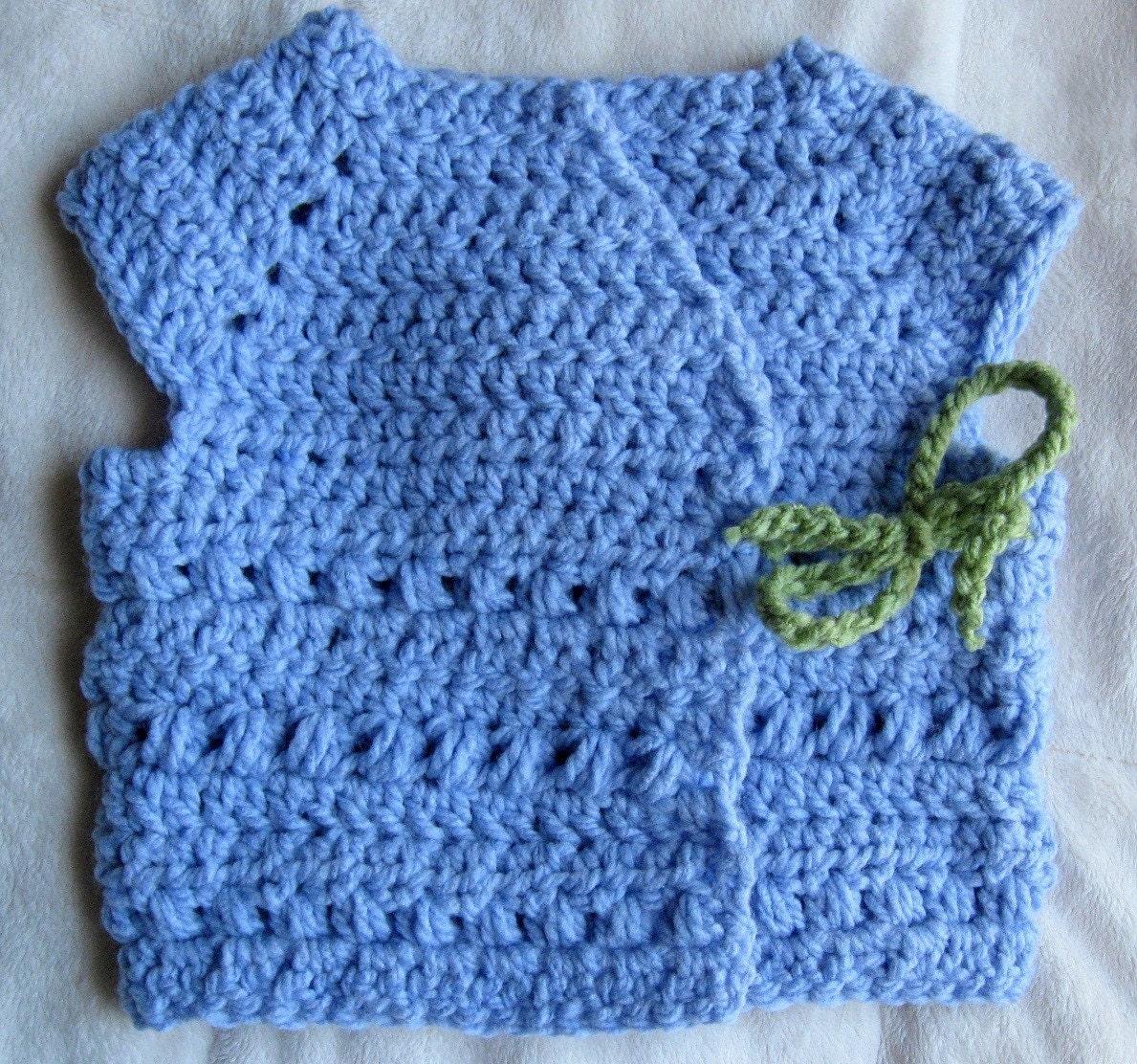 Super Easy Sweater Pattern Crochet Pattern Super Easy Sweater