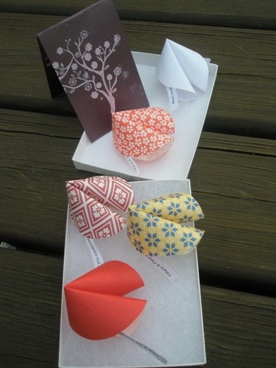 Origami Wedding Favors