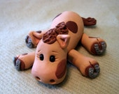 Polymer Clay Horse - trinasclaycreations
