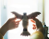 Postal pigeon, soft toy by Wassupbrothers - wassupbrothers