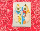 Hoot Hoot Owl wall art