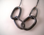 Mixed Metal Alex Necklace - UnnamedRoad