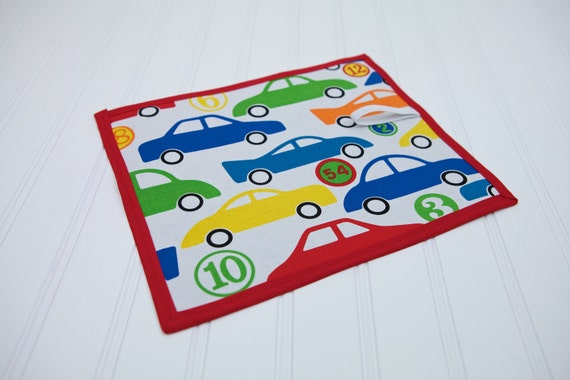 Boy Toy Chalkboard Mat Reusable Writing Toy Primary Colors Red Green Blue Yellow