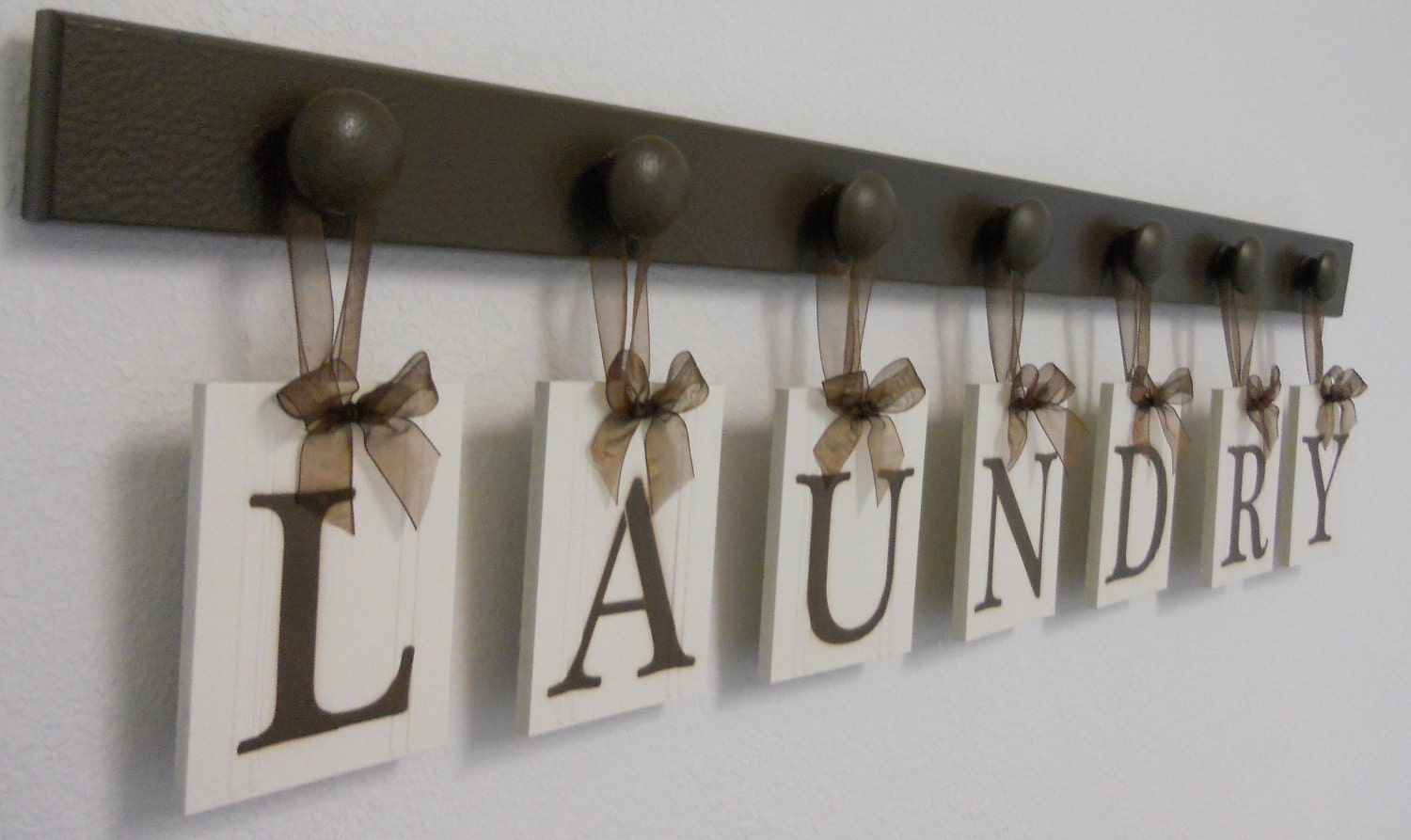 Home furniture decoration laundry room signs wall decor for Sign decoration