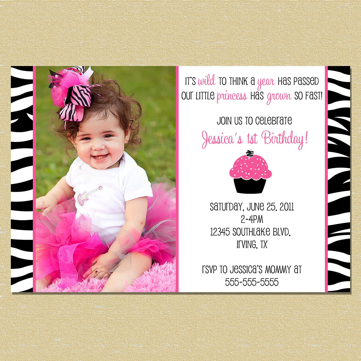 Kids Birthday Invitation Messages with beautiful invitation example