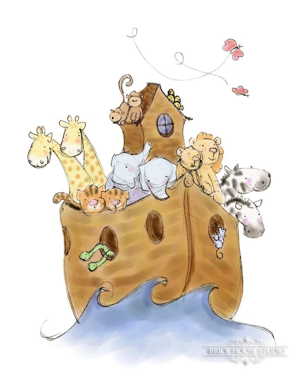 Church Nursery Pictures Google Search: Noahs Ark Baby Room On Pinterest