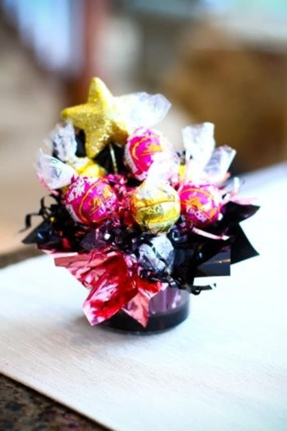 Premium Chocolate Bouquet Party Favor