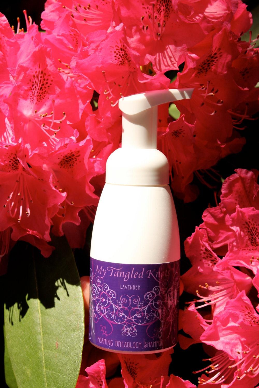 Residue free, vegan, all natural, organic castile foaming soap