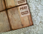 Coasters Wood Beverage 1 Thessalonians 5:17-18 Coasters Pray Without Ceasing