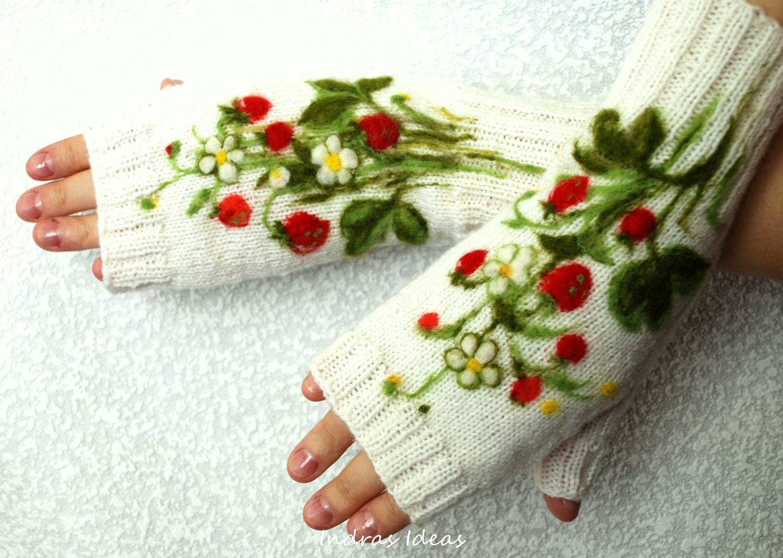 orgu-nakis-eldiven-beyaz