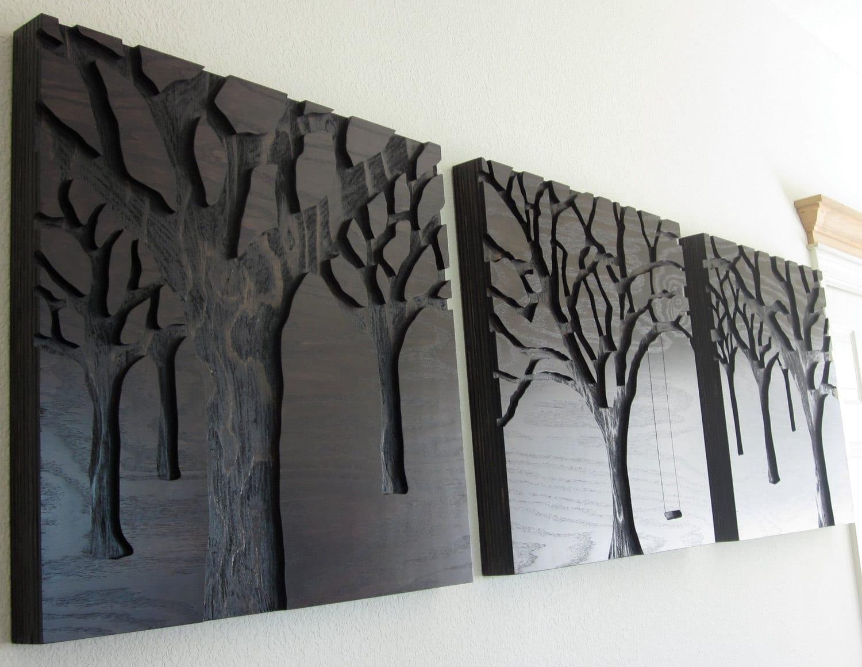 Modern Rustic Wall Decor: Modern Wall Art