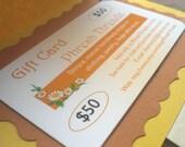 Gift Card 50.00 USD to Phresh Threadz - PhreshThreadz