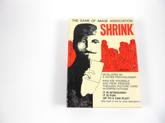 1971 Shrink Game Image Association Complete