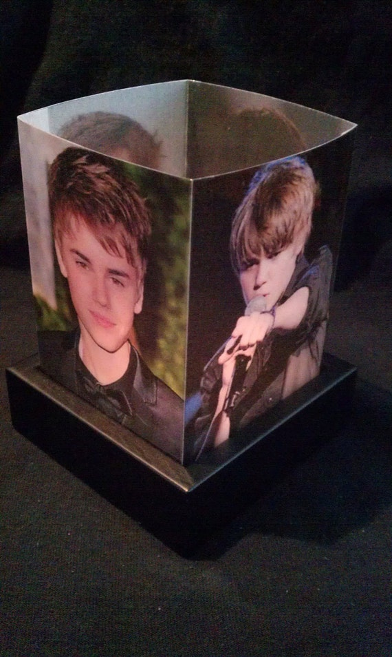 Justin Bieber Luminary Night light Lamp