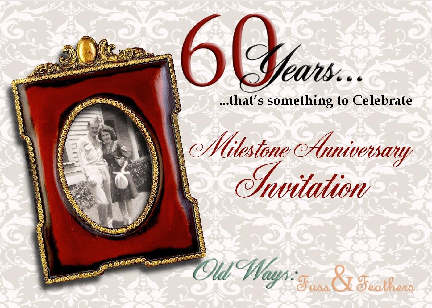 Wedding Anniversary Milestones