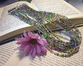 Multi-Beads Necklace
