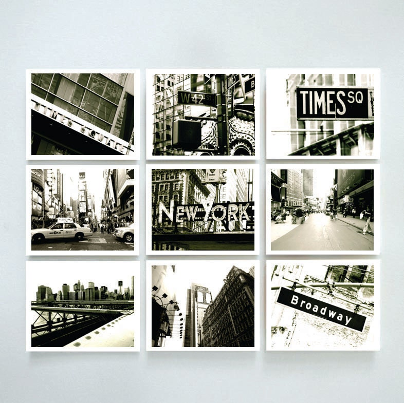 Wall decor new york city simple home decoration for Home decorations nyc