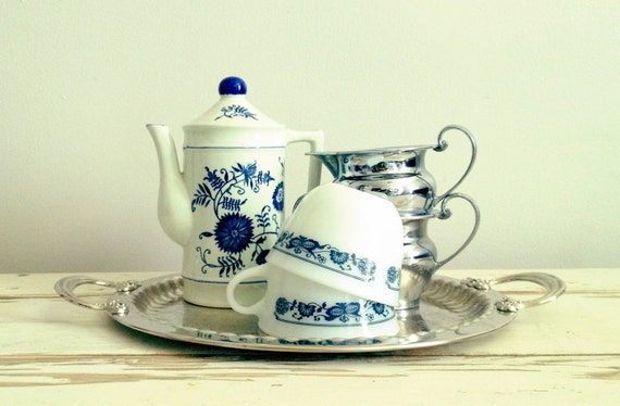 Ellie Vintage Tea Set - Mix and Match