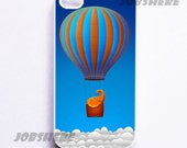 Ballon - iphone 4 case iphone 4s case iphone 4 hard case iphone 4s cover for apple iphone 4 iphone 4s