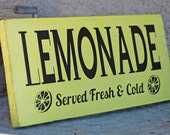 Lemonade - Summer - Fresh and Cold - Kitchen