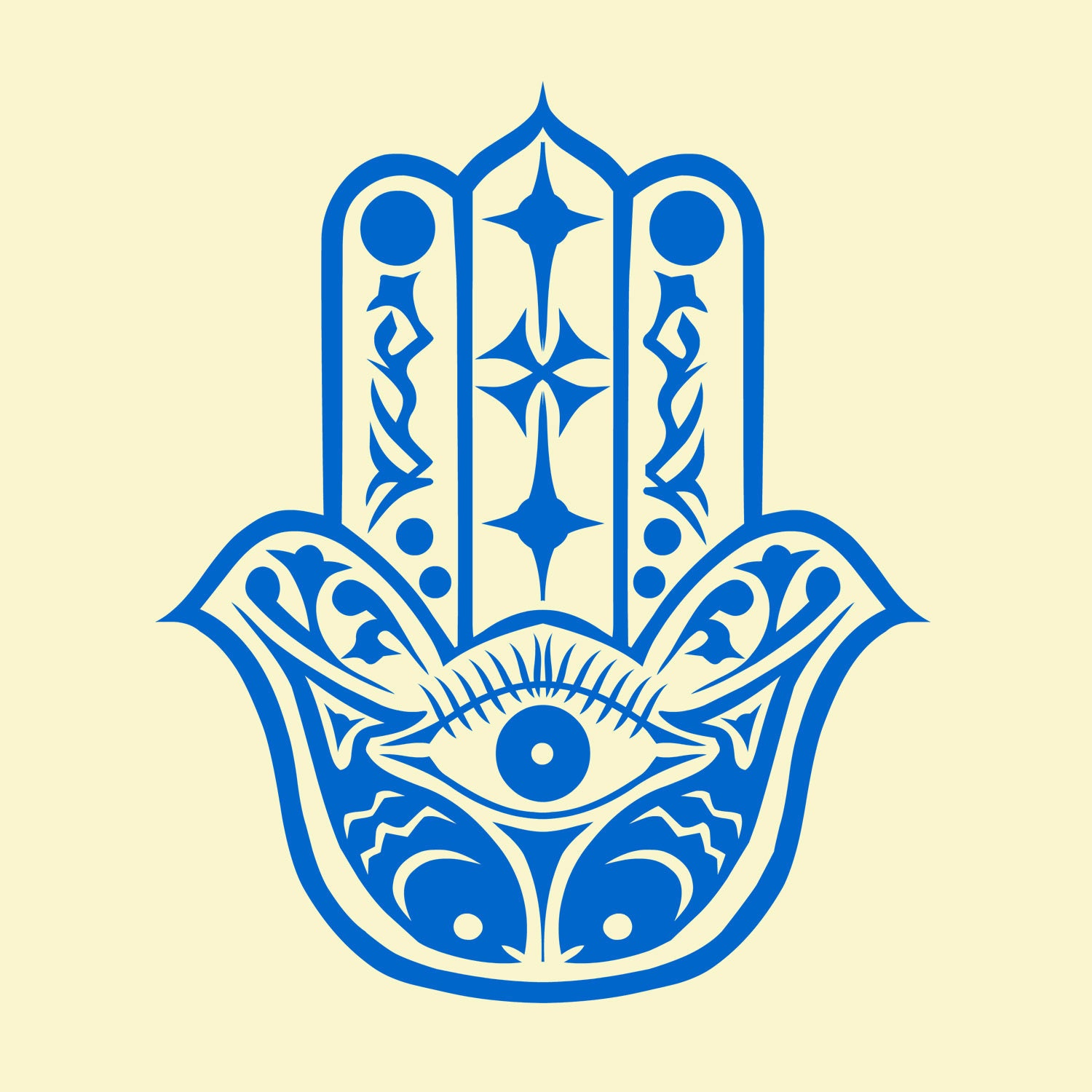 Hamsa on pinterest hamsa tattoo evil eye and coloring for Evil eye coloring pages