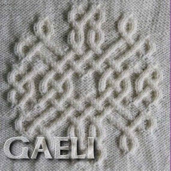 Celtic Love Knot Knitting Pattern : CELTIC BRAID KNITTING PATTERN KNITTING