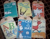 6 Dr. Seuss Book Hang / Tags (133) - KracklingKauldron