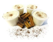 4 Cinnamon Nutmeg and Clove Soy Candle Tart Melts Air Freshner Tart Cups - SerendipityCandle