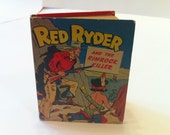 Vintage Red Ryder Little Book - MissClemintines