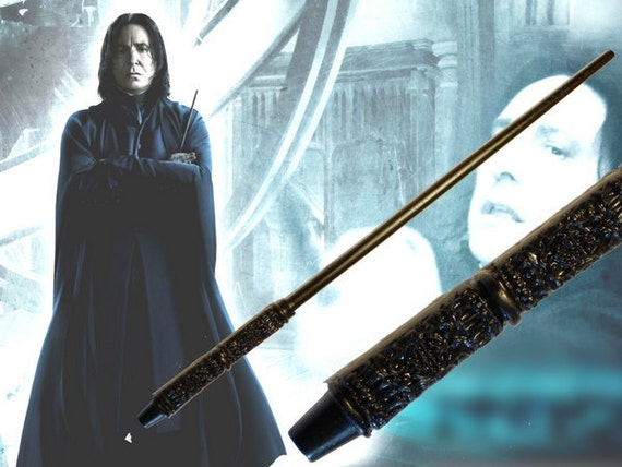 Professor Severus Snape Magic Wand replica Harry Potter