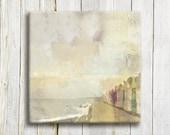 "Printed canvas. Landscape. Provence.. 12""/12"". 30/30 cm - OneDesign4U"