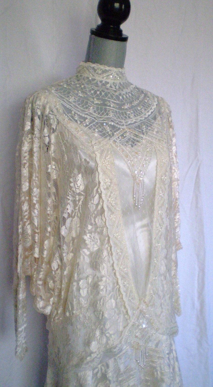 Vintage Victorian Wedding 121