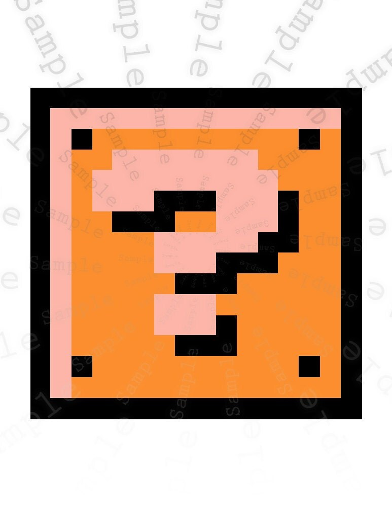 The gallery for --> Fireball Mario 8 Bit