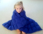 Made to Order -- Weighted Blanket - Great for Autism, Aspergers, ADHD and Sensory Processing Disorder - SensorySolutions