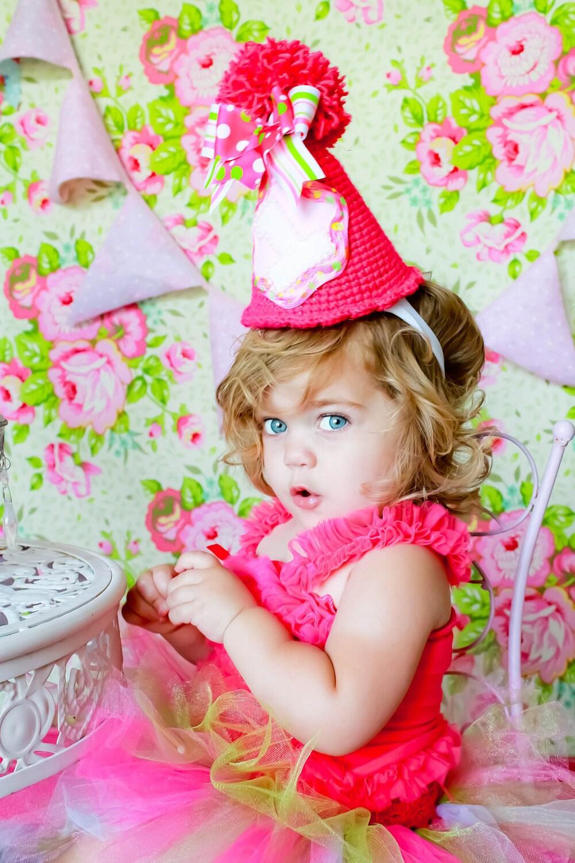 First Birthday Cake Smash Outfits Girl
