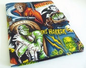 iPad, Kindle, Nook, Kobo Cover - Movie Monsters, Made to Order