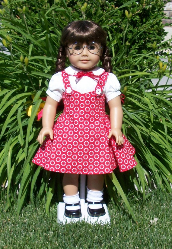 American Girl 1950s twirly dress