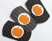 Halloween Pillow Boxes - Set of 3