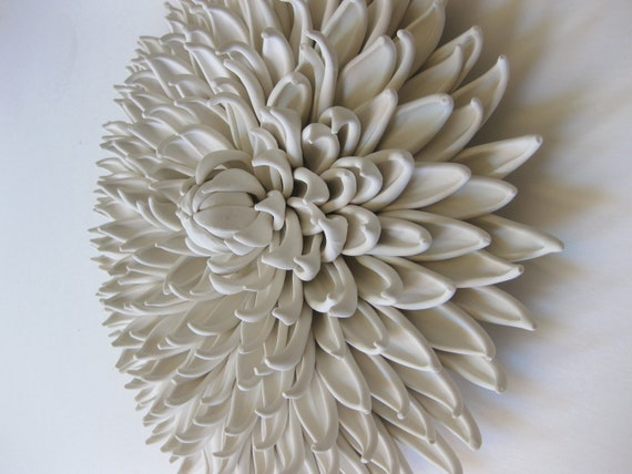 No. 2 Dahlia Wall Sculpture