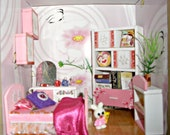 Children's Room Miniature (Home Decor)