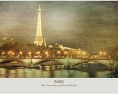Paris 2013 Wall Calendar - Paris Photography, fine art print, vintage style, French wall art, home decor, 8x12 photo - AllisLight