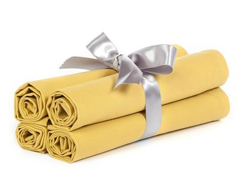 Popular items for yellow table linens on Etsy