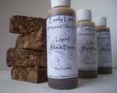 4 oz Liquid African Black Soap (Dudu Osun)