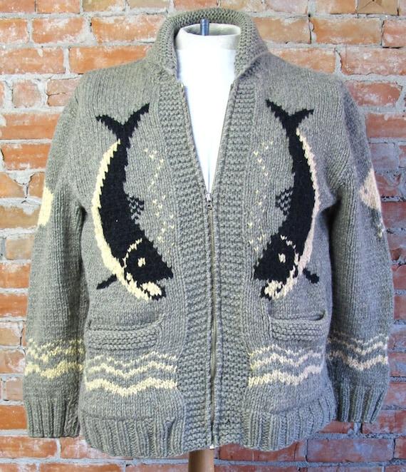 Mary Maxim Vintage Sweater