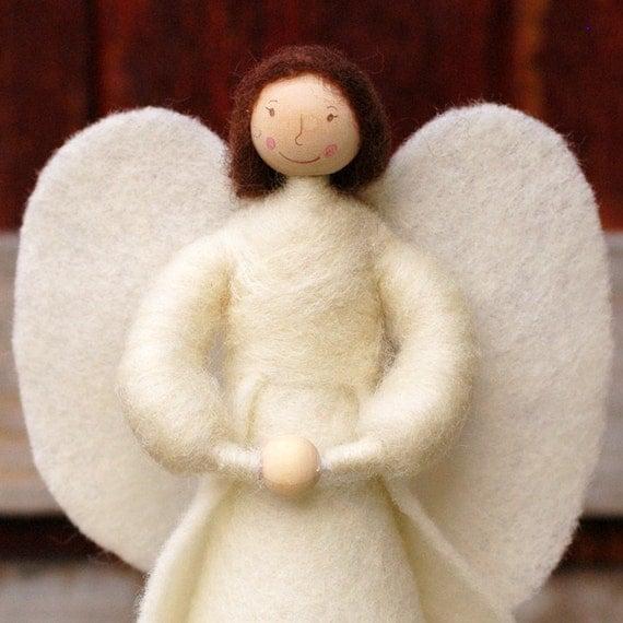 Cat Angel Christmas Tree Topper: Jillys Handmade Heaven: Jillys Handmade Heaven: OOPS! Time
